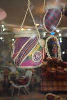 Objects-flower pot-3-by marjan khoshro by khoshro
