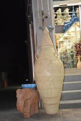 Pottery-jars-Kink-2-by marjan khoshro by khoshro