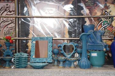 Pottery-Pot-Mirror-Cup-1-by marjan khoshro by khoshro