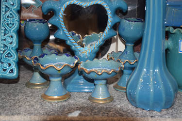 Pottery-Pot-Mirror-Cup-2-by marjan khoshro by khoshro
