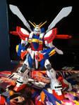 GF13-017NJII MG God Gundam
