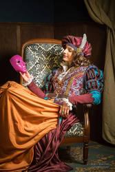 The Witcher - Lady Jaskier - Dandeliona  cosplay