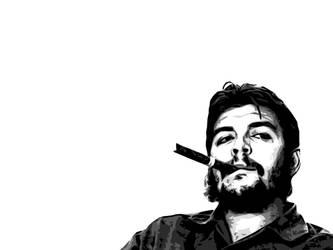 Ernesto Che Guevara by POLangevin
