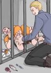 Ticklish Inmate