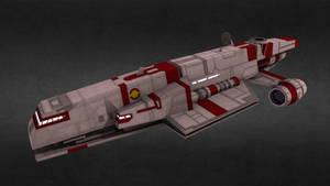 Republic Gozanti-class Corvette