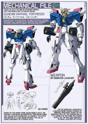 Raphael Gundam Fortressa (MECH FILE)