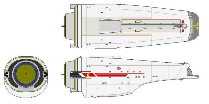 Atlas-class Engineering Hull [TOS AU]