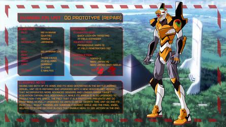 Evangelion Unit 00 (Repair) [Eva AU]