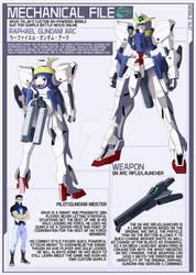 Raphael Gundam Arc (MECH FILE)