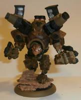 Behemoth by paintingbyjackie