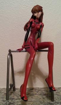 Asuka Langley Figurine