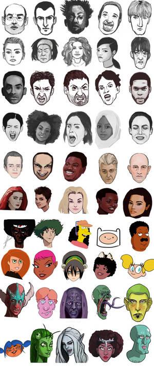 Faces Final