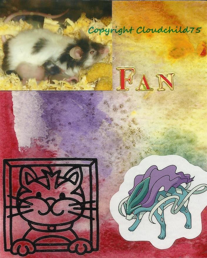 Fan sign by MaguschildCloud