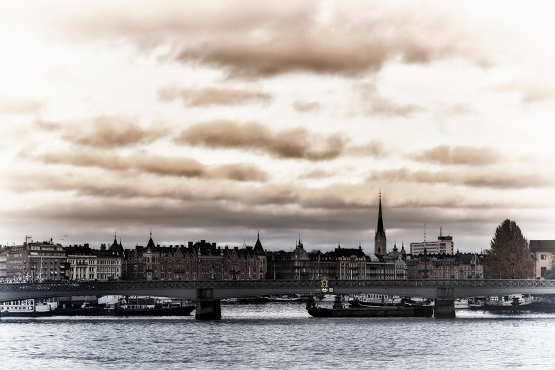 Old Stockholm by passionofagoddess