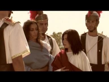 Roman Movie Episode I Arrest by passionofagoddess