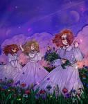 On A Flowering Meadow