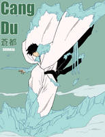 BLEACH. WHAT IF: Cang Du