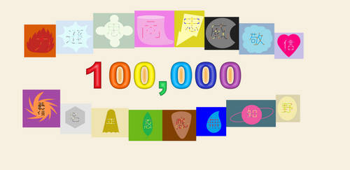 Thank you for 100,000 pageviews by Cave-Cat-87