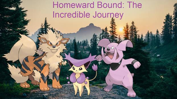 Homeward Bound: TIJ (Pokemon version)