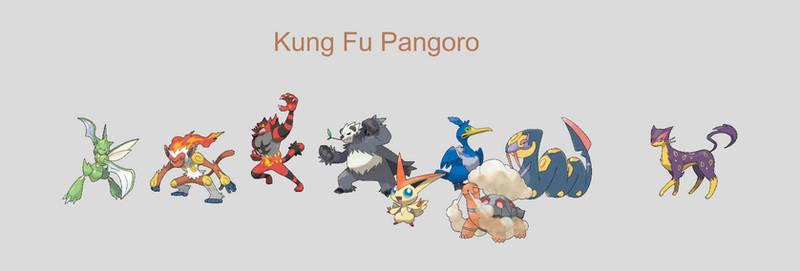 Kung Fu Pangoro (Kung Fu Panda)