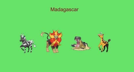 Madagascar (Pokemon version)