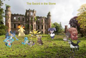 The Sword in the Stone (Pokemon version)