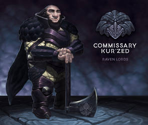 Raven Lord Commissary
