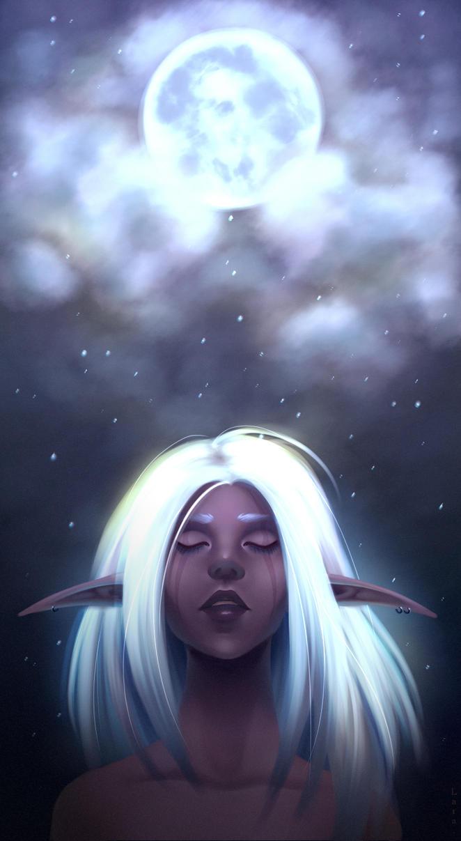 Moonchild by Roxace