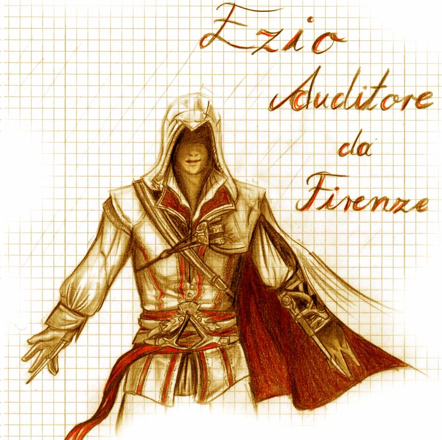 Ezio by Sally78