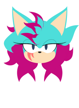 \*Vector Icon Sonic Style*/: Sha (More Colors)