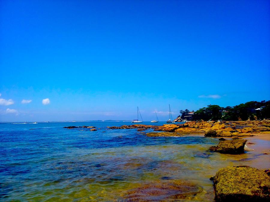 Ocean by ssandiiee