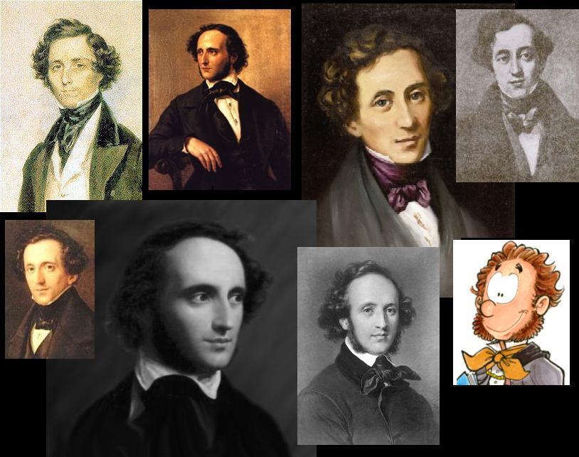 Картинки по запросу Felix Mendelssohn