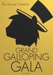Grand Galloping Gala Poster