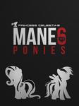 Celestia's MANE 6 PONIES