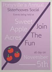 Sweet Apple Acres: Sisterhooves Social by BTedge116