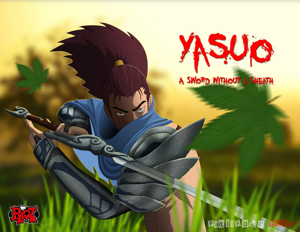Yasuo by MFadil