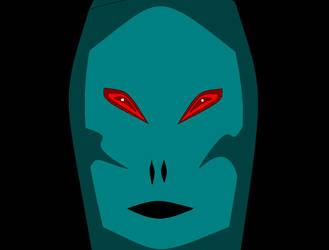 Evil Alien by Xenobioz