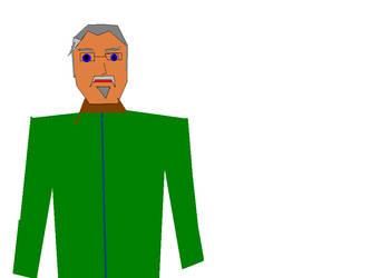 Mr Green by Xenobioz