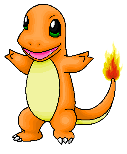 pokemon how to get charmander