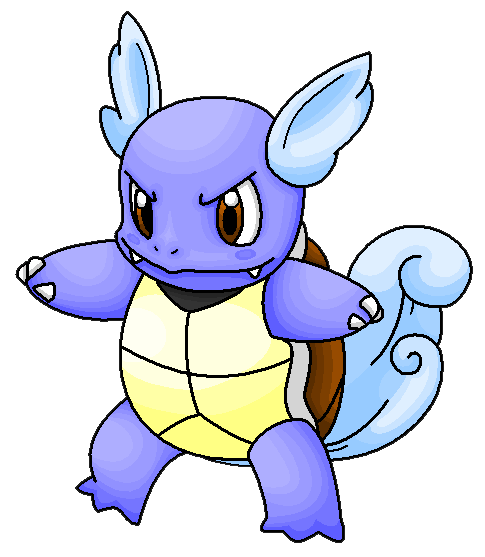 008 Wartortle by Ninjendo on DeviantArt