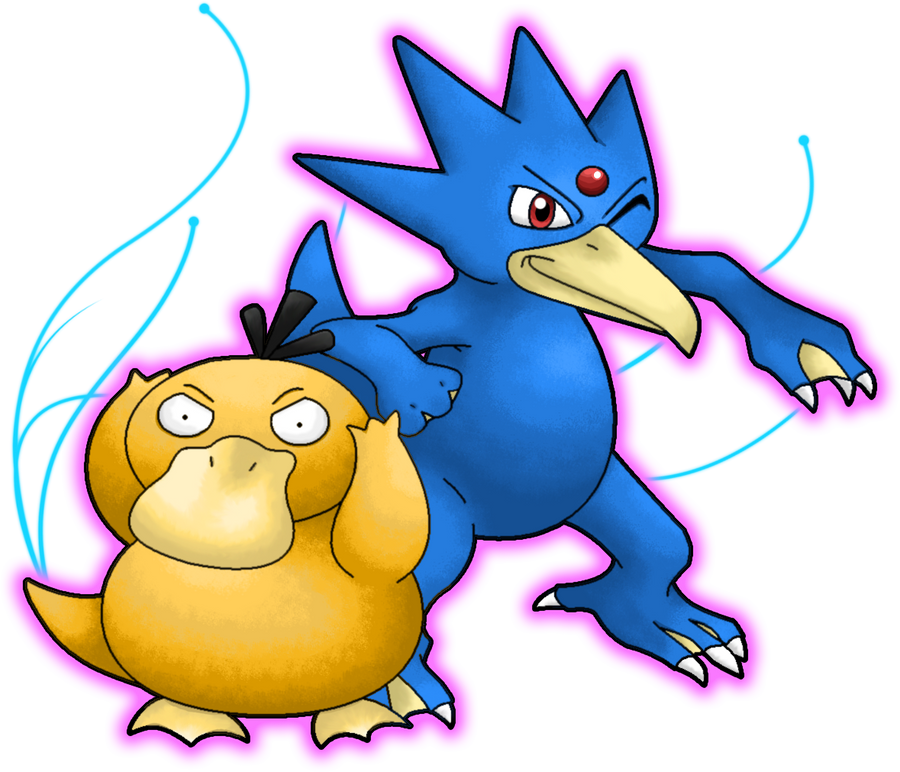 [Image: psyduck_and_golduck_by_ninjendo-d4h1kx3.png]
