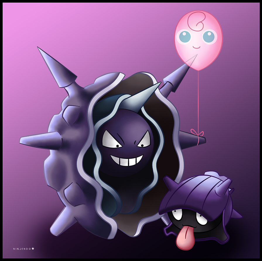 Shellder And Cloyster 410822551