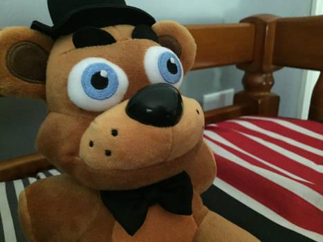 The Freddy Plush