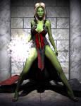 Mistress of Gravity