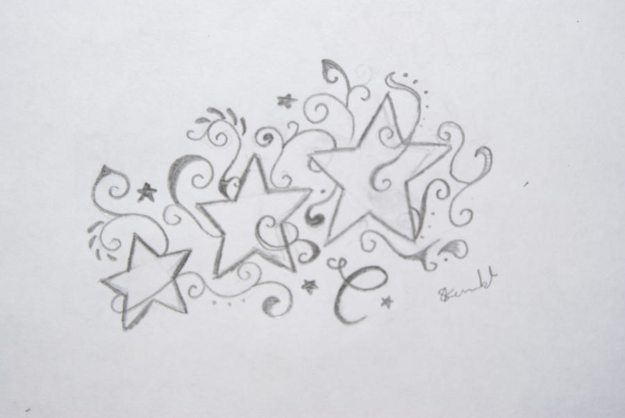 Tattoo design number 3 by samikemble on deviantart for Number 3 tattoo