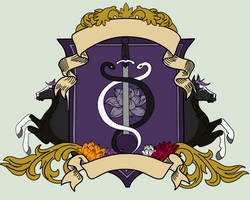 Seekers Coven Coat Of Arms Concept by Dragonnym