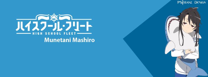 Haifuri - Munetani Mashiro by KhemilHan