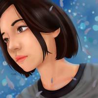 U-girl by Zen-Arta