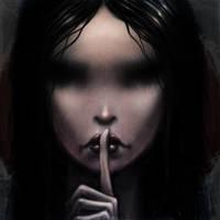 shhh by ma4u4a