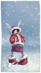 Winterbunn by ma4u4a